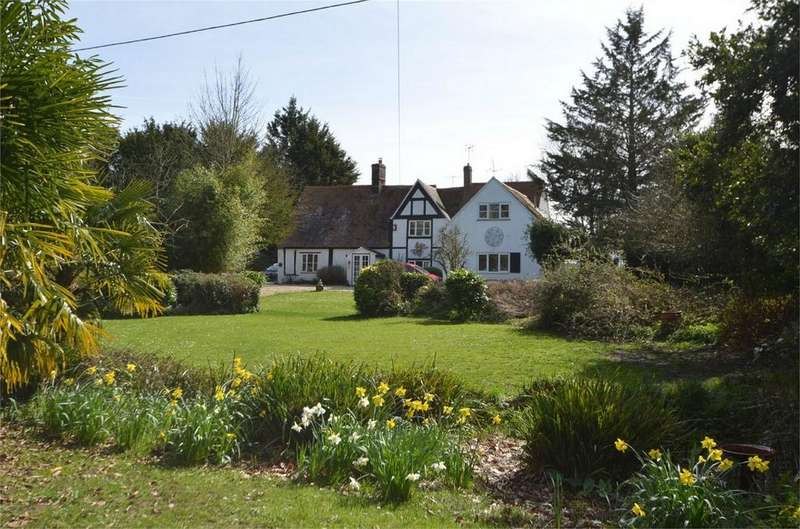 5 Bedrooms Detached House for sale in Frocester Hill, Frocester, Stonehouse, Gloucestershire