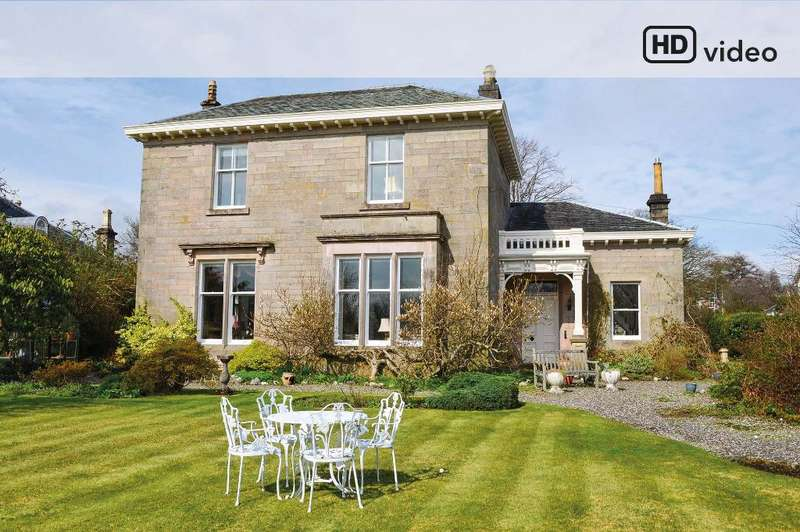 5 Bedrooms Detached House for sale in James Street, Helensburgh, Argyll Bute, G84 8XH