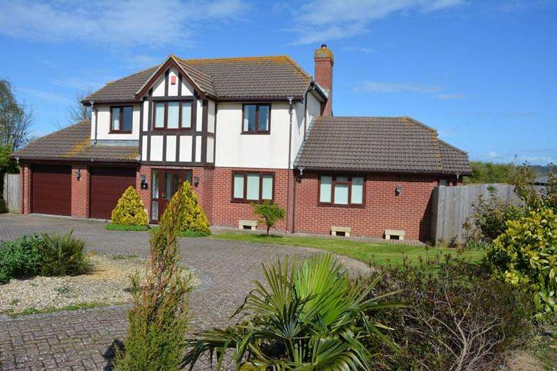 4 Bedrooms Detached House for sale in Oak Tree Place, Burnham-On-Sea