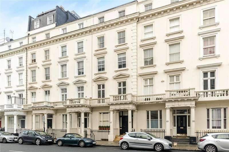 2 Bedrooms Flat for sale in Belgrave Road, Pimlico, London, SW1V
