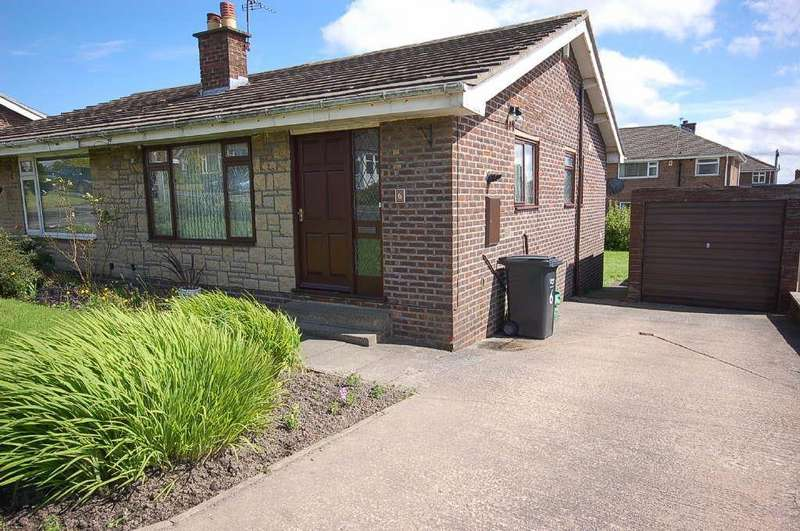 2 Bedrooms Semi Detached Bungalow for rent in Shelf