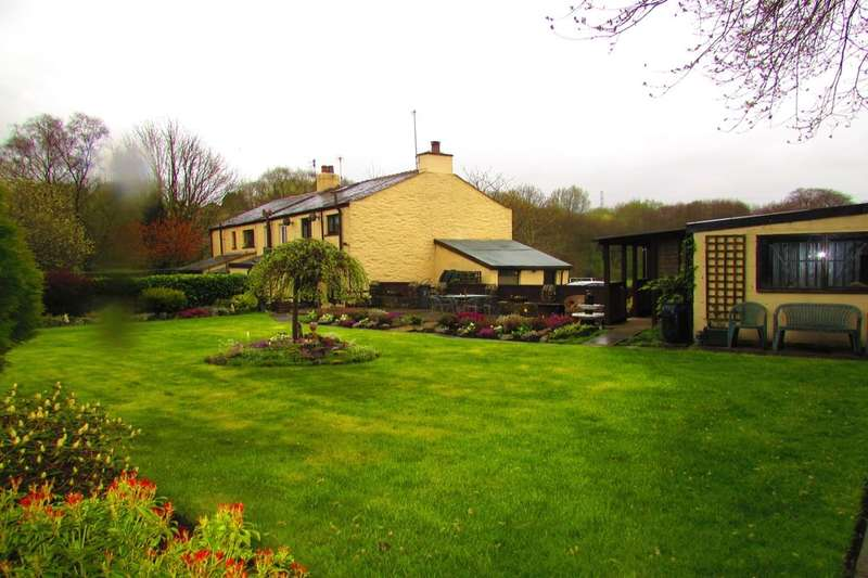 2 Bedrooms Property for sale in Barnes Holme, Waterside, Darwen, BB3
