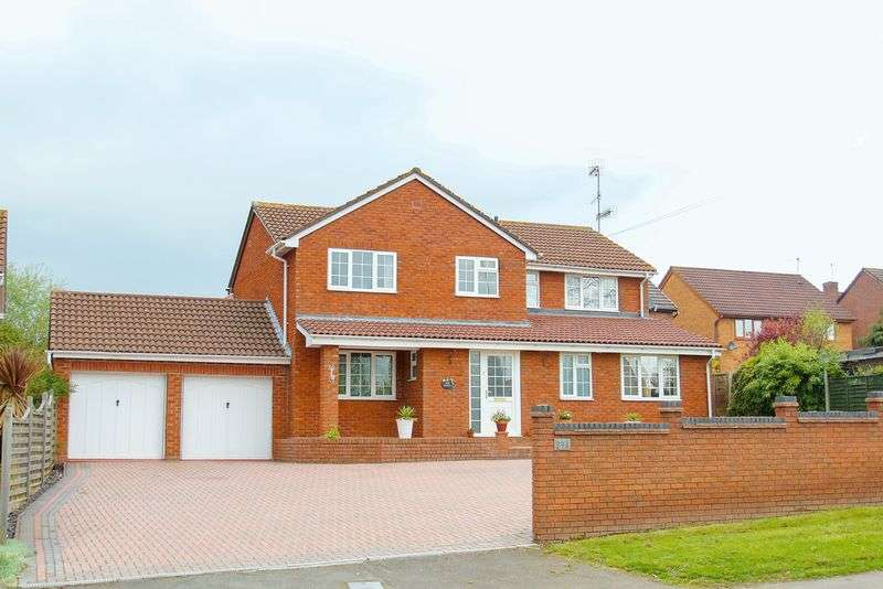 4 Bedrooms Property for sale in Redditch Road Stoke Heath, Bromsgrove