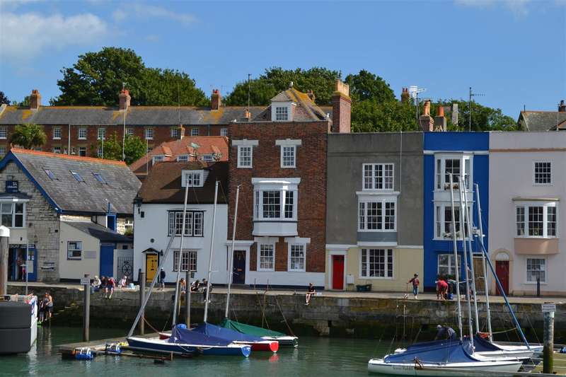 4 Bedrooms Terraced House for sale in Nothe Parade, Weymouth