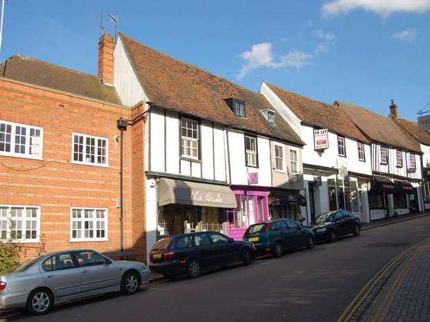 2 Bedrooms Flat for sale in George Street, St Albans, Hertfordshire