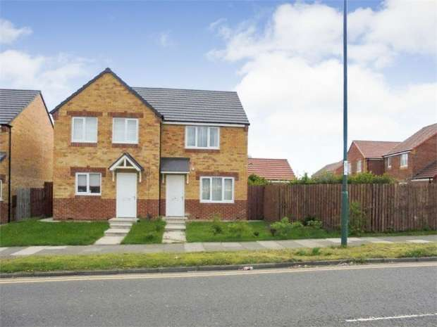 2 Bedrooms Semi Detached House for sale in Allendale Road, Ormesby, Middlesbrough, North Yorkshire