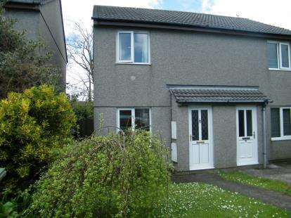 2 Bedrooms Semi Detached House for sale in Hayle, Cornwall