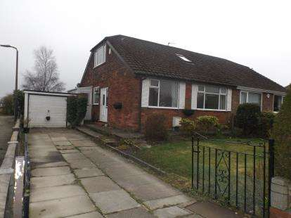 3 Bedrooms Bungalow for sale in Brookfield Avenue, Ainsworth, Greater Manchester, BL2