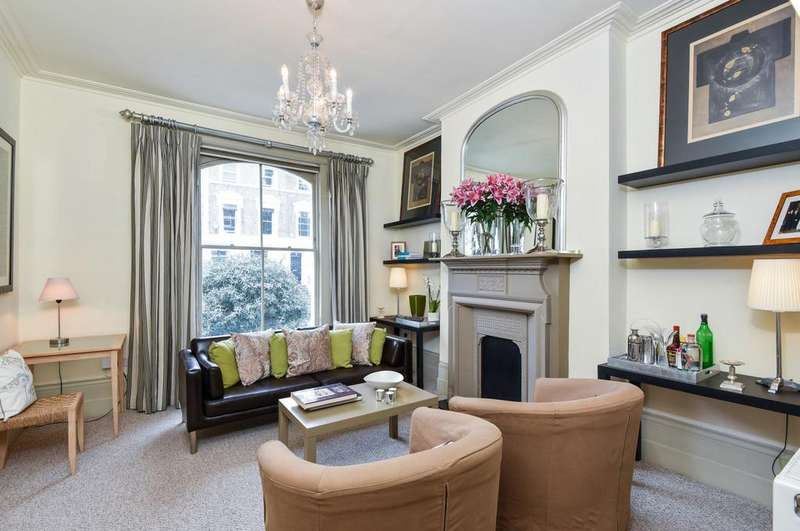 1 Bedroom Ground Flat for sale in Fentiman Road, SW8