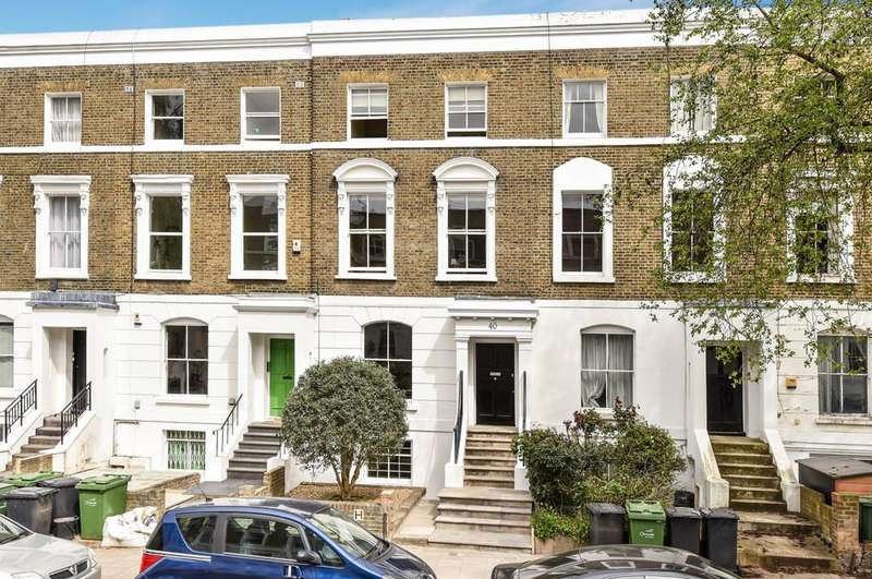 4 Bedrooms Terraced House for sale in Fentiman Road, SW8