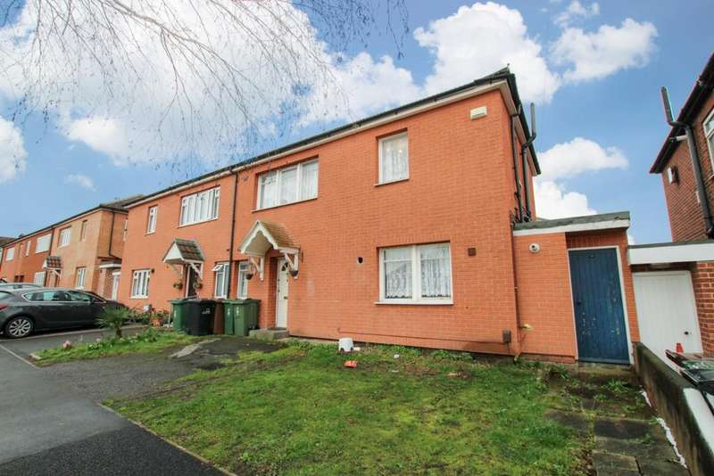 3 Bedrooms House for sale in Ive Farm Close, Leyton, E10