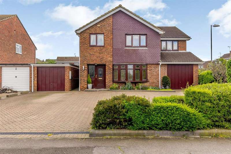 5 Bedrooms Detached House for sale in Rectory Road, Pitsea, Basildon