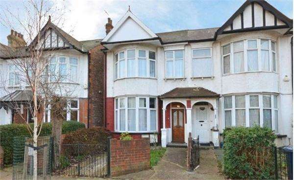 3 Bedrooms Semi Detached House for sale in Somerton Road, LONDON