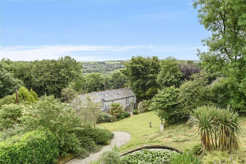 4 Bedrooms Detached House for sale in Lanteglos, Camelford, PL32