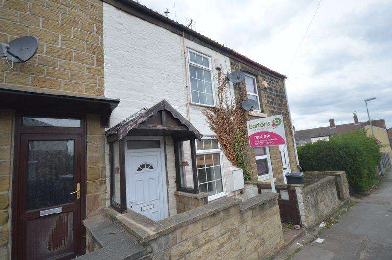 2 Bedrooms Terraced House for rent in Firth Street, Greasborough
