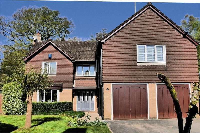 5 Bedrooms Detached House for sale in Tavy Close, Chandlers Ford, Hampshire