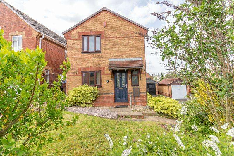 3 Bedrooms Detached House for rent in Spring Meadow, Tipton