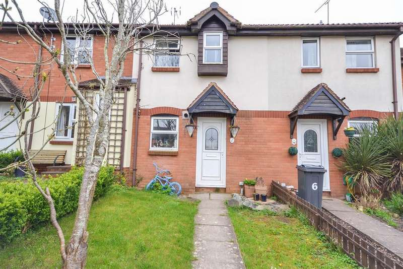 2 Bedrooms Terraced House for sale in James Orchard, Berkeley, GL13