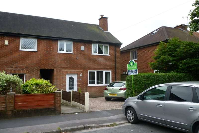3 Bedrooms Semi Detached House for sale in Ennerdale Grove, Farnworth, Bolton, BL4