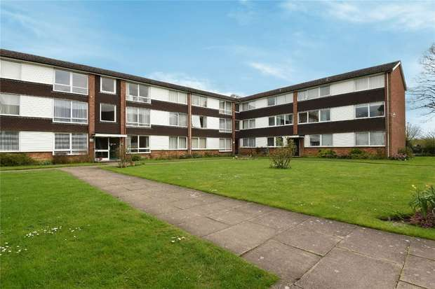 2 Bedrooms Flat for sale in West Court, Goldington Green, Bedford
