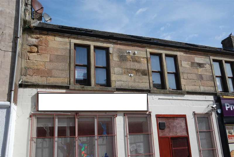 3 Bedrooms Apartment Flat for sale in Main Street, Kilwinning