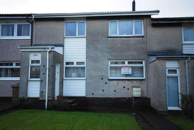 3 Bedrooms Semi Detached House for sale in Stanley Road, Ardrossan