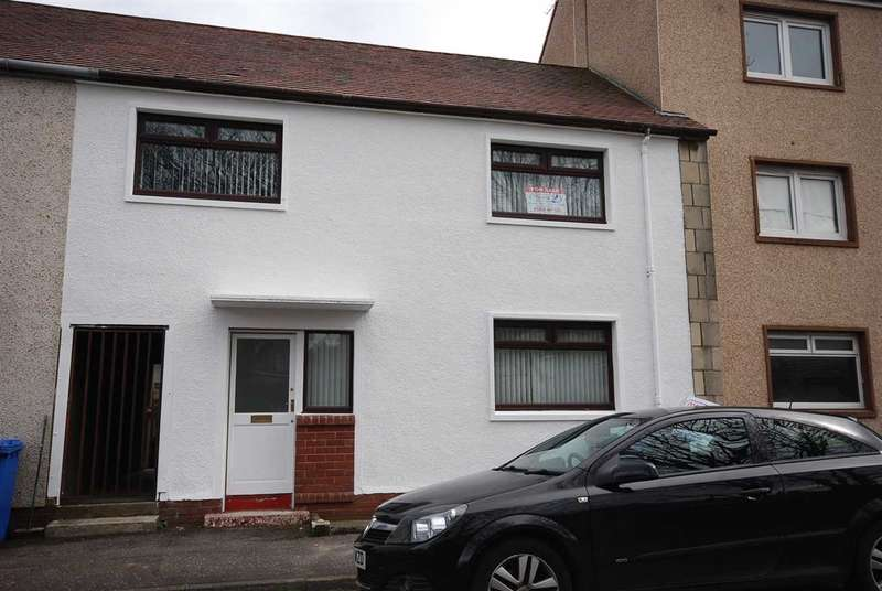 3 Bedrooms Terraced House for sale in Kilmahew Street, Ardrossan