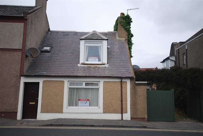 3 Bedrooms End Of Terrace House for sale in Boglemart Street, Stevenston