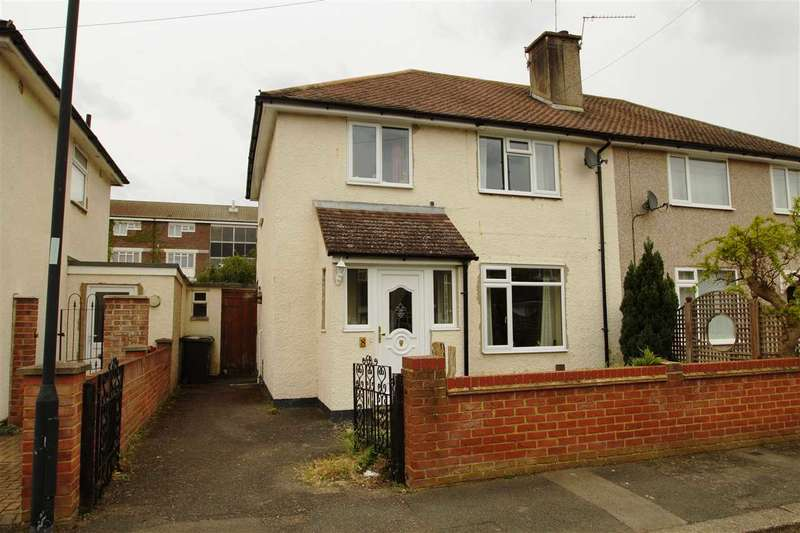 3 Bedrooms Semi Detached House for sale in The Greenway, Cippenham