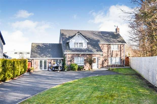 4 Bedrooms Detached House for sale in Seven Mile Straight, Muckamore, Antrim