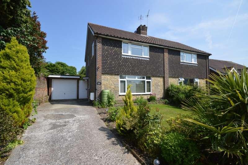 3 Bedrooms Semi Detached House for rent in Mill Lane, Storrington, RH20