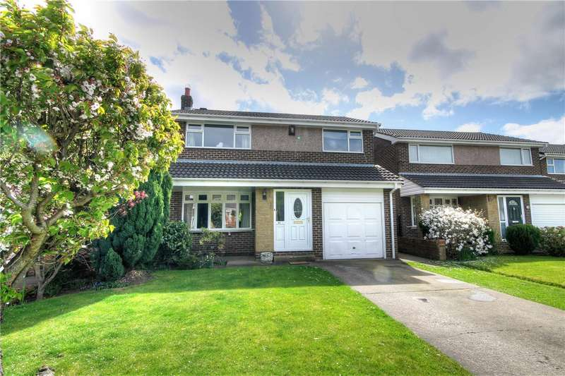 3 Bedrooms Detached House for sale in Picktree Lodge, Chester le Street, County Durham, DH3