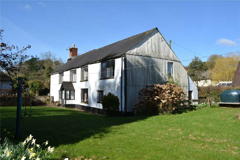 4 Bedrooms Farm Commercial for sale in Roadwater, Watchet, Somerset, TA23