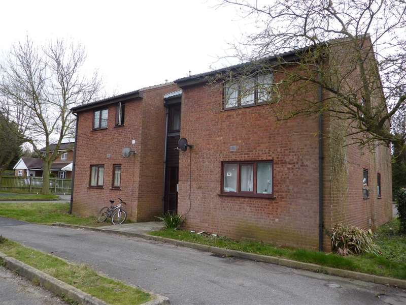 Studio Flat for sale in Chesney Road, Lincoln