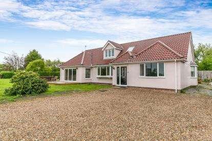 5 Bedrooms Bungalow for sale in Hintlesham, Ipswich, Suffolk