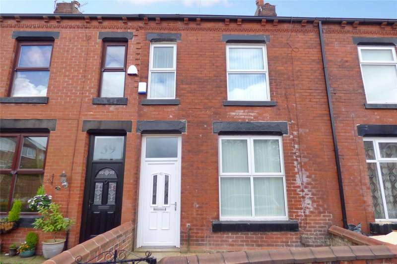 3 Bedrooms Terraced House for sale in Chauncy Road, New Moston, Manchester, M40