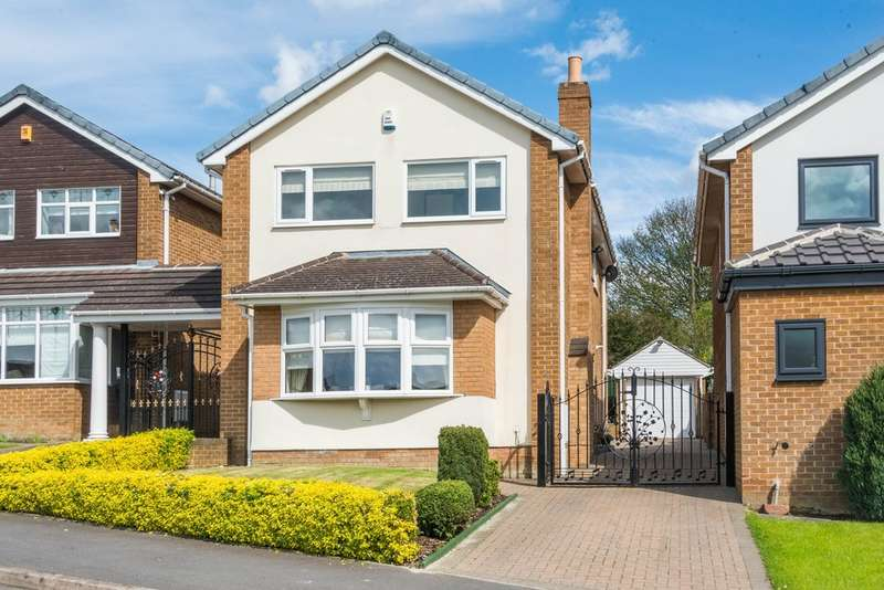 3 Bedrooms Detached House for sale in Camdale View, Ridgeway