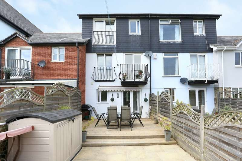 4 Bedrooms Town House for sale in Oreston, Plymouth