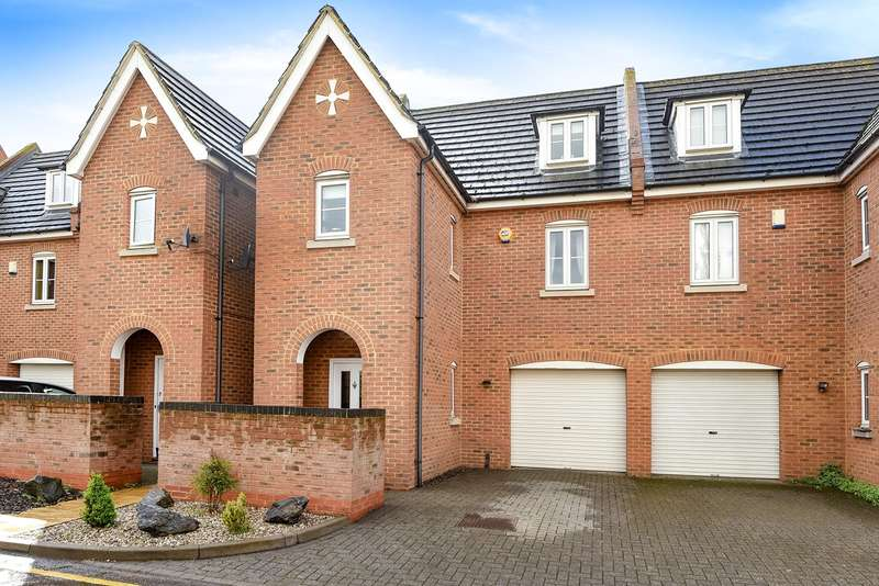 2 Bedrooms Semi Detached House for sale in Florence Street, Hitchin, SG5