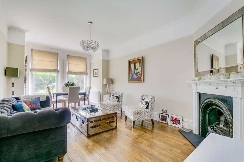 1 Bedroom Flat for sale in Fairlawn Court, Acton Lane, London