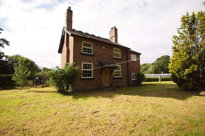 3 Bedrooms Detached House for rent in Hooton Lane, Hooton