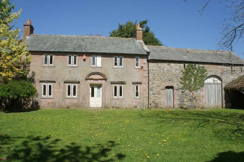 4 Bedrooms Detached House for sale in Raughton Head, Carlisle