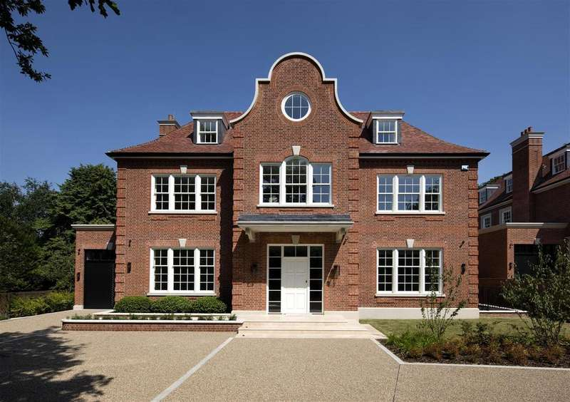 8 Bedrooms Detached House for sale in The Bishops London, N2