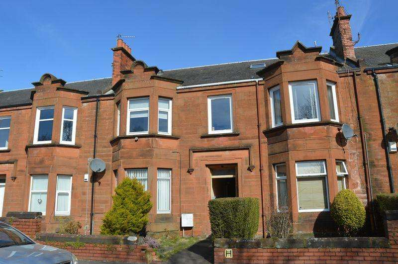 1 Bedroom Ground Flat for sale in Dundonald Road, Troon