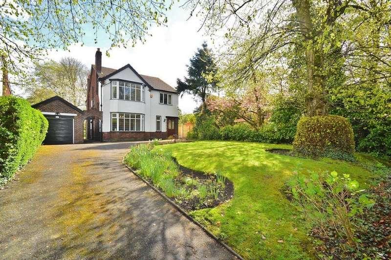 4 Bedrooms Detached House for sale in Brooklands Road, Brooklands