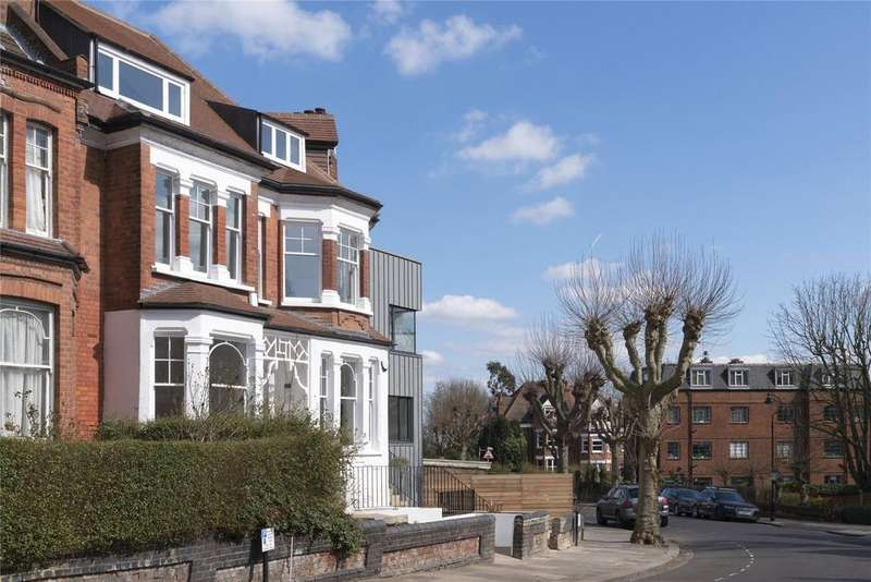 5 Bedrooms End Of Terrace House for sale in Stanhope Gardens, Highgate, London, N6