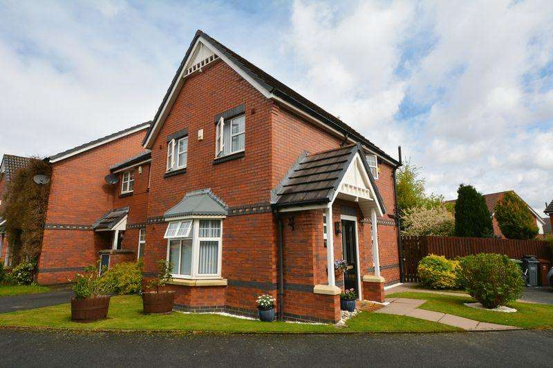 3 Bedrooms Semi Detached House for sale in Haslington Road, Peel Hall, Manchester