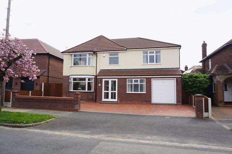 5 Bedrooms Detached House for sale in Highfield Road, Cheadle Hulme