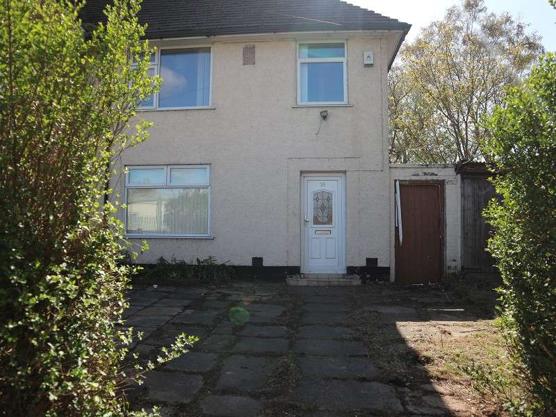 3 Bedrooms End Of Terrace House for sale in All Saints Road, Liverpool, Merseyside. L24 3TF
