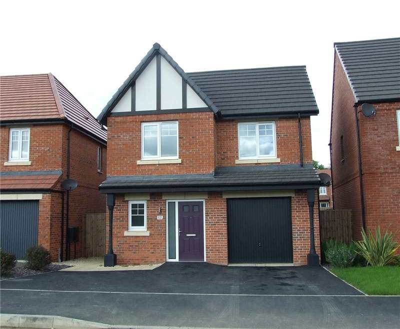 3 Bedrooms Detached House for sale in Damstead Park Avenue, Alfreton, Derbyshire, DE55